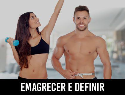 Emagrecer e Definir