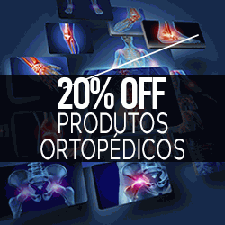 20% OFF Produtos Ortopédicos
