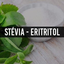 Stévia e Eritritol