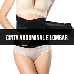 Cinta Abdominal e Lombar