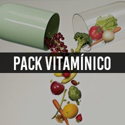 Packs Polivitamínicos