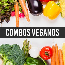Para Veganos e Vegetarianos