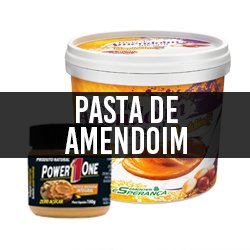 Pasta de Amendoim