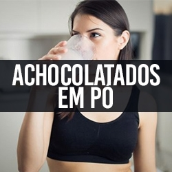 Achocolatado em Pó