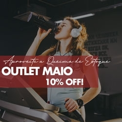 Outlet Maio 10% OFF