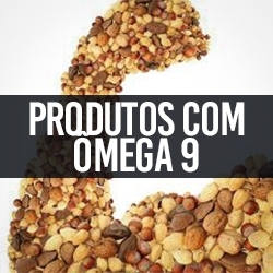 Produtos com Ômega 9