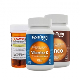 Combo Disposição e Vitaminas
