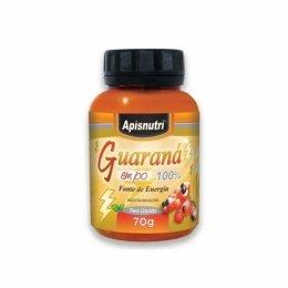 Guarana em pó (70g)