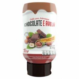 Calda de Chocolate c/ Avelã (355 ml)