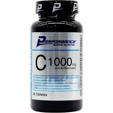 Vitamina C 1000mg (60 Tabletes)