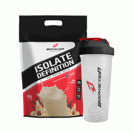 Isolate Definition Refil (1,8kg) - coqeteleira